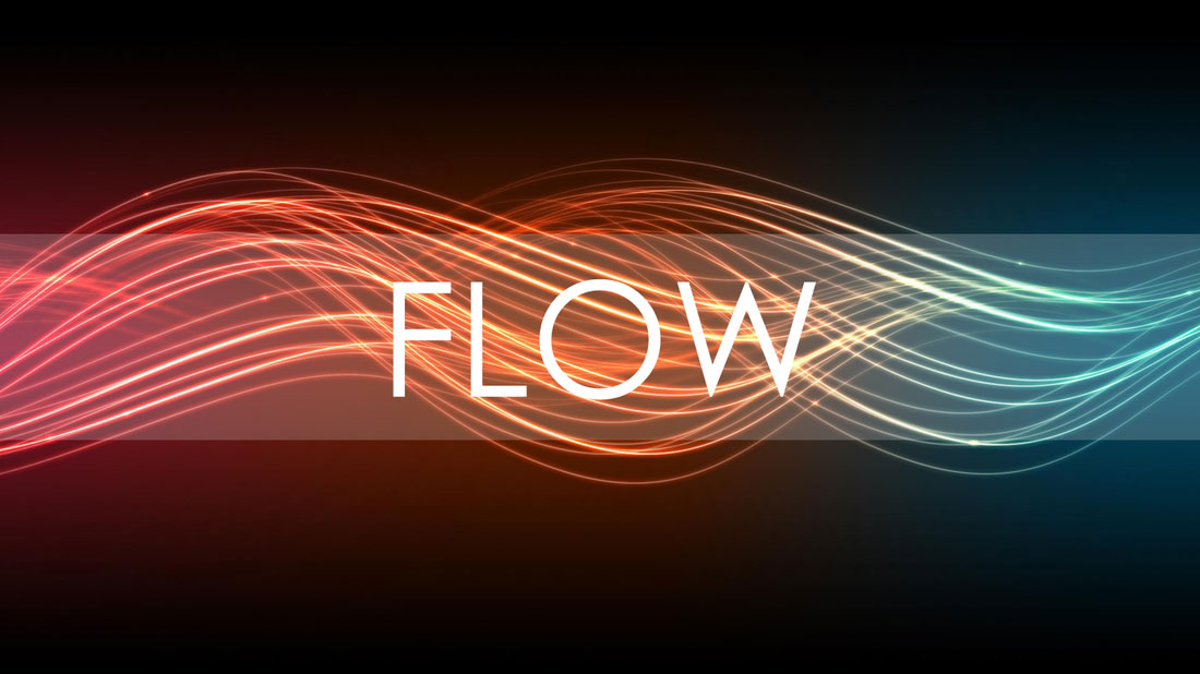 being in the flow